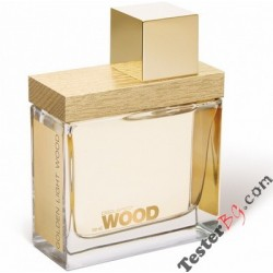 Dsquared2 Golden Light Wood за жени EDP 100 ml