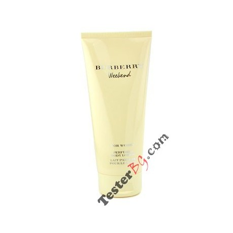 Burberry Weekend Body Lotion тоалетно мляко за тяло за жени 100 ml