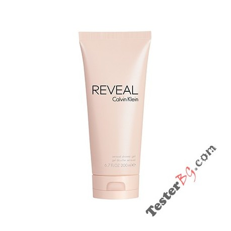 Calvin Klein Reveal Shower Gel душ гел за жени 200 ml
