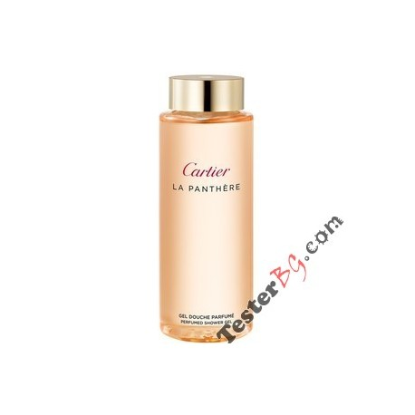 Cartier La Panthere Shower Gel душ гел за жени 200 ml