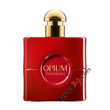 Yves Saint Laurent Opium Rouge Fatal Collector's Edition за жени EDP 90 ml