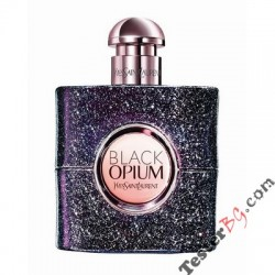 Yves Saint Laurent Black Opium Nuit Blanche за жени EDP 90 ml