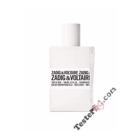 Zadig & Voltaire This Is Her! за жени EDP 100 ml