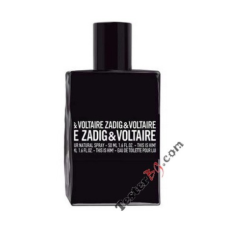 Zadig & Voltaire This Is Him! за мъже EDT 100 ml
