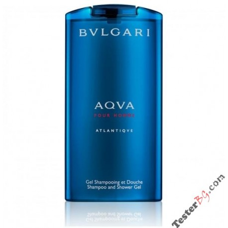 Bvlgari Aqva Atlantiqve Shower Gel душ гел за мъже 100 ml