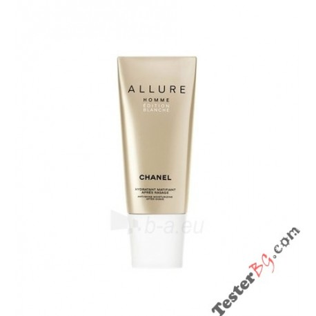 Chanel Allure Edition Blanche After Shave Balm балсам за след бръснене за мъже 100 ml