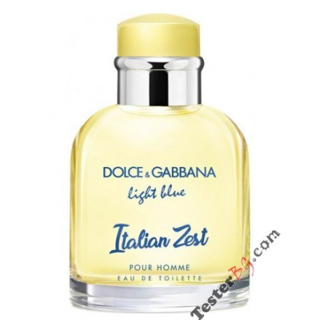 Dolce & Gabanna Light Blue Italian Zest за мъже EDT 125 ml