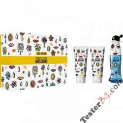 Moschino Cheap and Chic So Real подаръчен комплект за жени EDT 50 ml + BL 100 ml + SG 100 ml