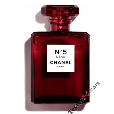 Chanel No 5 L'Eau Red Edition за жени EDT 100 ml