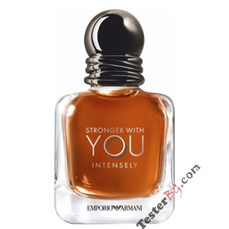 Armani Stronger With You Intensely за мъже EDP 100 ml