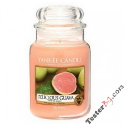 Yankee Candle Delicious Guava ароматна свещ 623 гр.