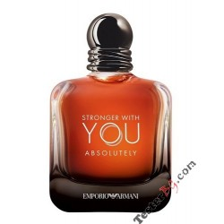 Armani Stronger With You Absolutely за мъже EDP 100 ml
