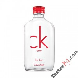 Calvin Klein CK One Red Edition за жени EDT 100 ml