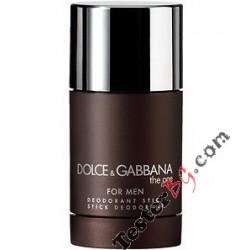 Dolce & Gabbana The One for Men део-стик 75 ml за мъже