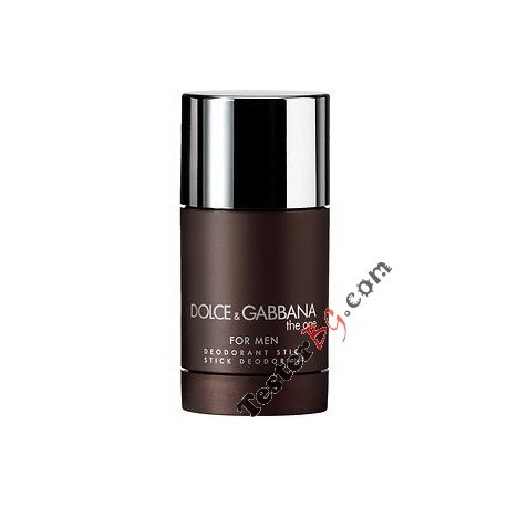Dolce & Gabbana The One for Men Deo Stick 75 ml за мъже