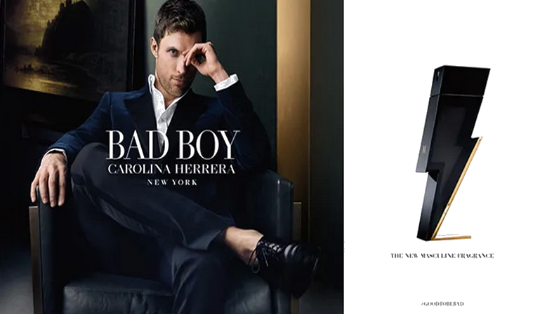 Carolina Herrera Bad Boy за мъже